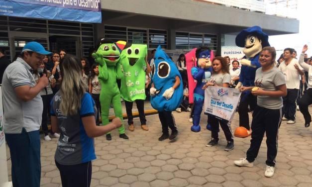 Concientizan a estudiantes durante el Día Mundial Sin Fumar