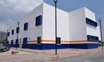 Terminan edificio de Seguridad Pública en Purísima