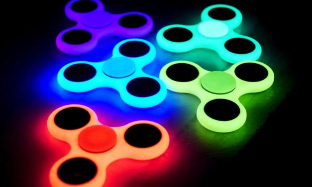 Spinner… ¿juguete terapéutico?