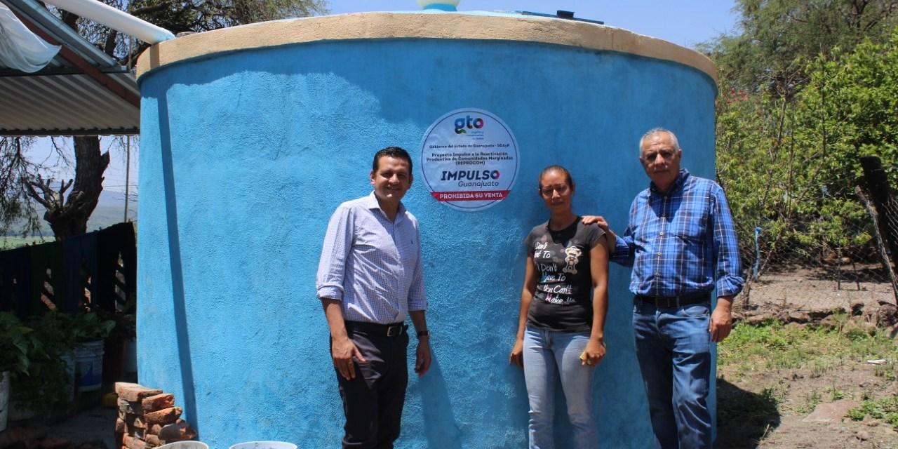 Reactivan negocios en comunidades de Manuel Doblado