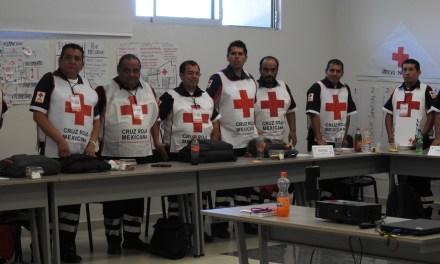 Es Cruz Roja San Francisco sede de capacitación