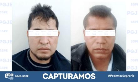 Atrapan a segundo homicida de San José de la Calera