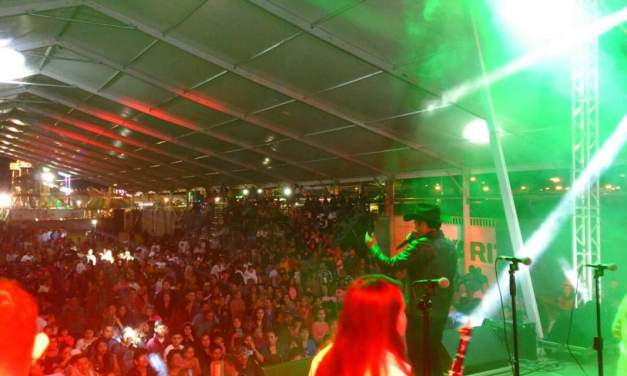 Programa de la Feria de Purísima del Rincón 2017