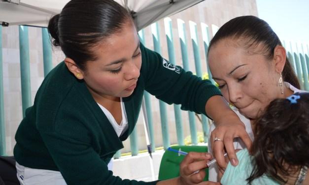 El Rincón del IMSS: A vacunarse