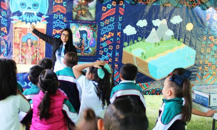 Presentó SAPAF el Tláloc Fest en Explora