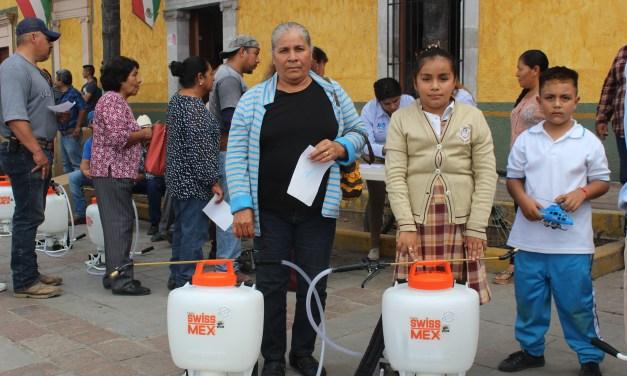 En Manuel Doblado fomentan desarrollo de comunidades