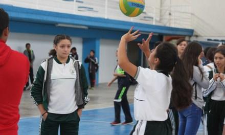 Inauguran tercer olimpiada de la Juventud en Manuel Doblado