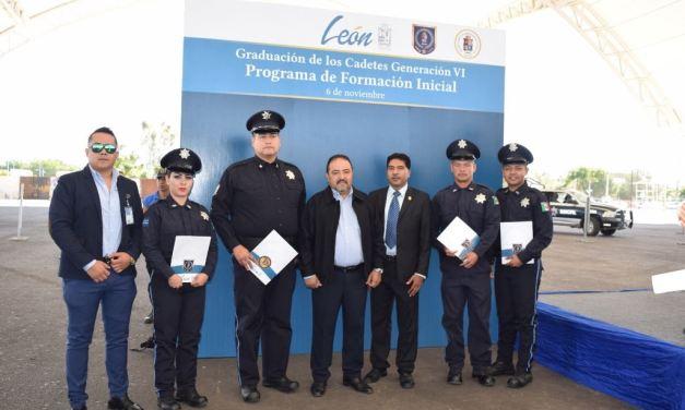Más policías para Purísima