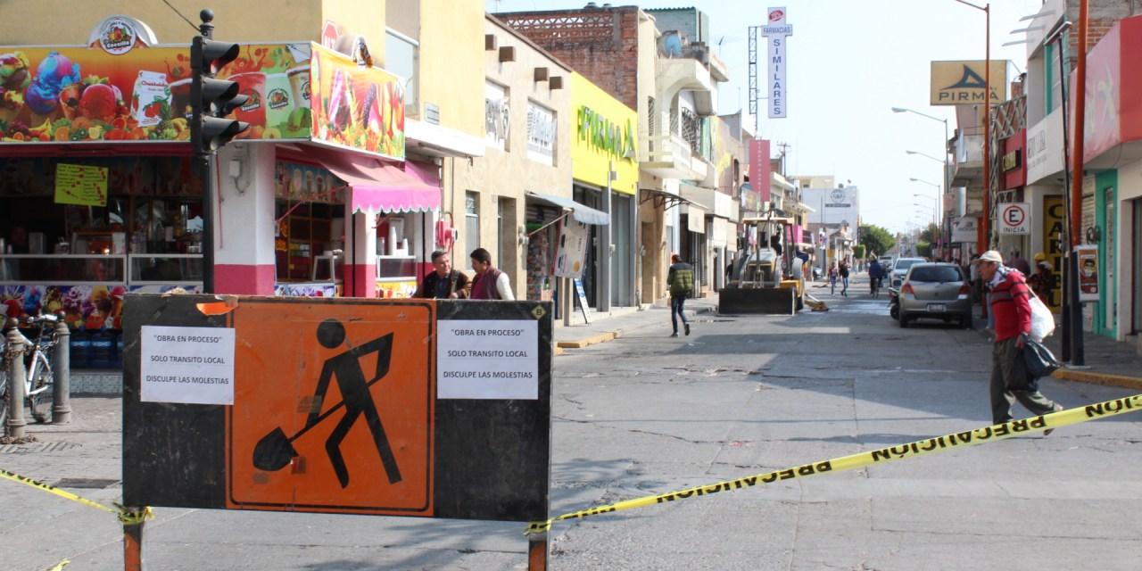 Comienza rehabilitación de alcantarillado en San Francisco del Rincón