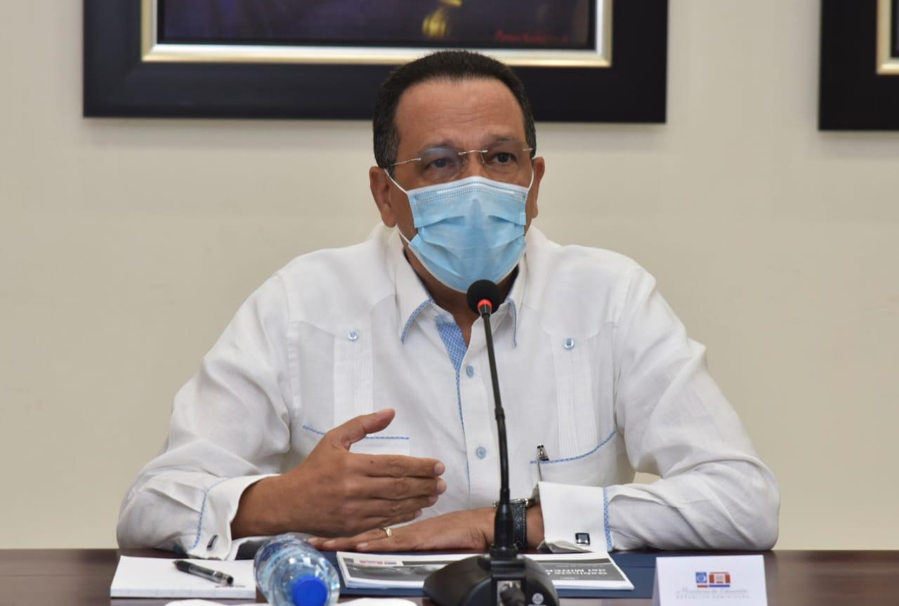 Ministro Antonio Peña Mirabal encabeza segunda reunión sobre ...