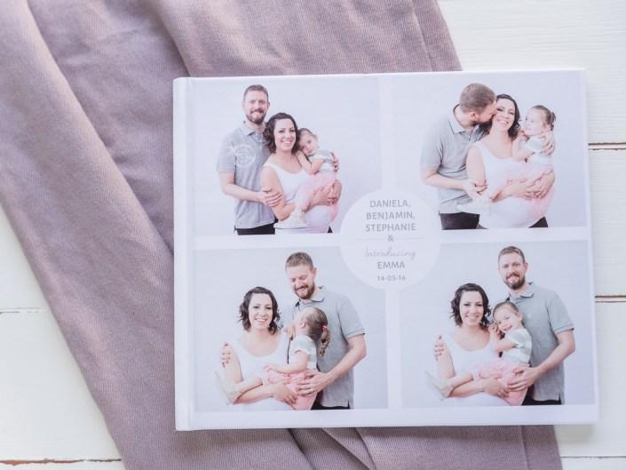 Photo Book for Pregnancy & Baby Photos