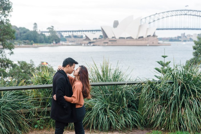 Macquarie's Chair & Opera House Prewedding/Engagement Photo Session