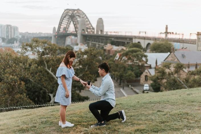 Observatory Hill Proposal Shoot