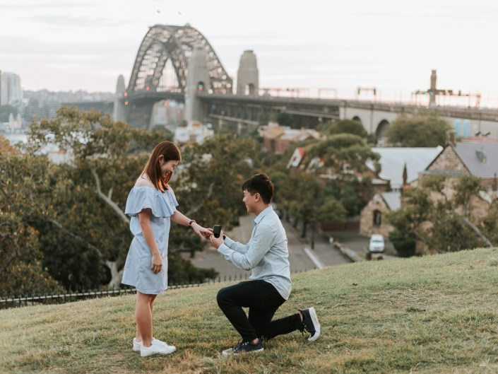 Observatory Hill Proposal Shoot