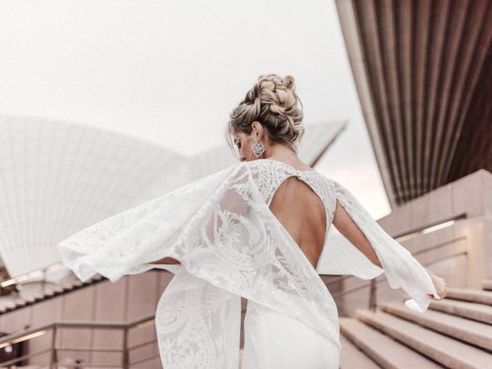 Opera House Bridal Session