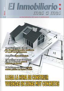 Revista El Inmobiliario mes a mes, número 133, marzo de 2014. Noticias del sector inmobiliario español.