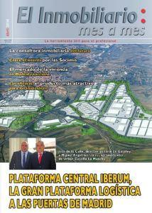 Revista El Inmobiliario mes a mes, número 134, abril de 2014. Noticias del sector inmobiliario español.