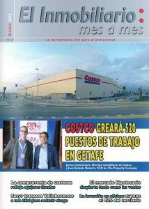 Revista El Inmobiliario mes a mes, número 137, octubre de 2014. Noticias del sector inmobiliario español.