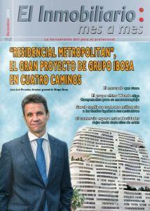 Revista El Inmobiliario mes a mes, número 139, diciembre de 2014. Noticias del sector inmobiliario español.