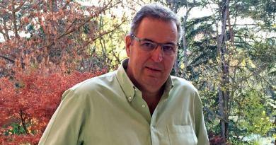 Cesar Cort, presidente de la Junta de Compensación de Valdebebas.
