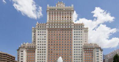 Edificio España Casanova