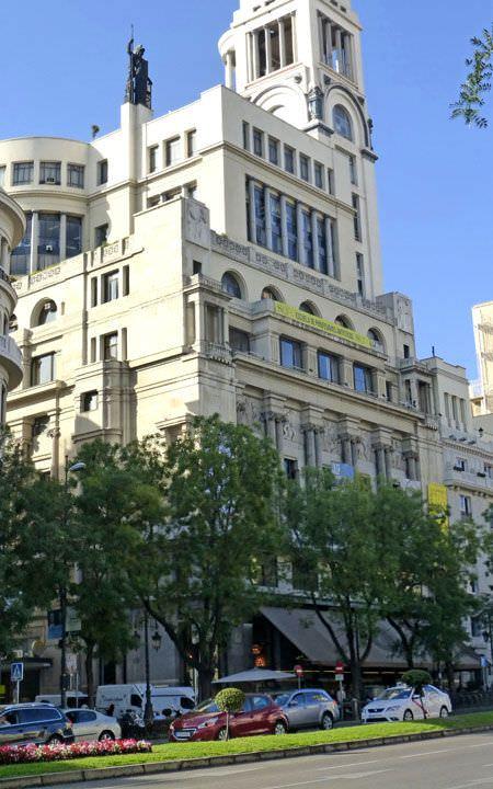 Madrid-Antonio Palacios-Trastero-circulo-de-bellas-artes