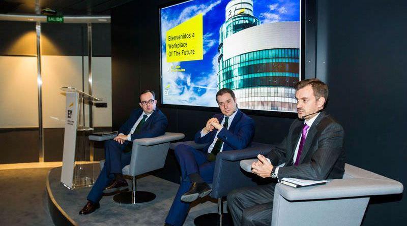Presentación nueva sede de EY