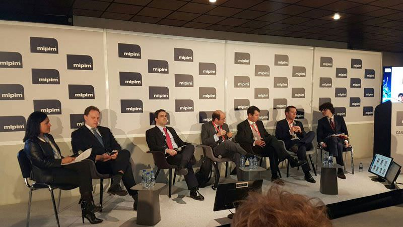 Spanish Conference MIPIM 2017