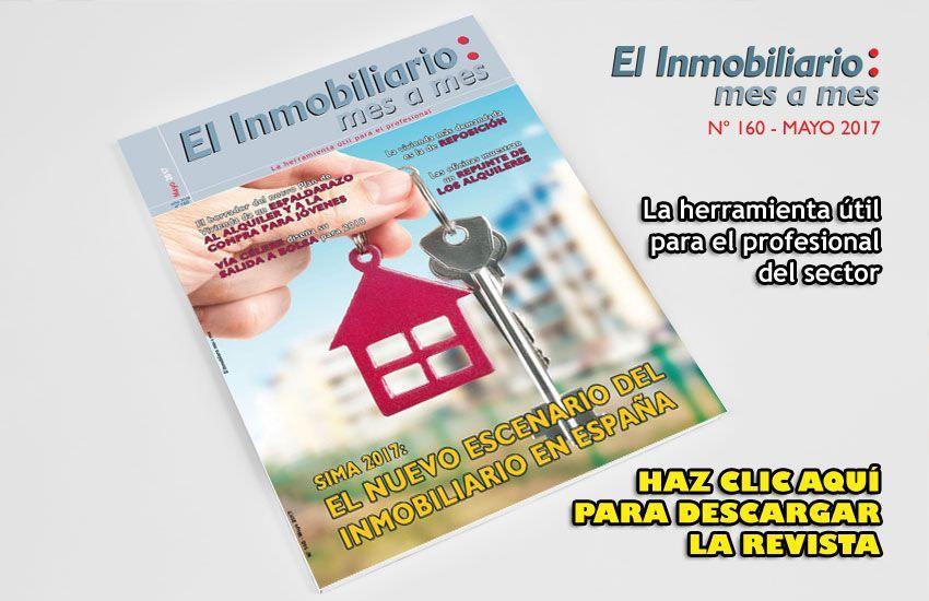 El Inmobiliario mes a mes- especial SIMA / mayo 2017 / Nº 160