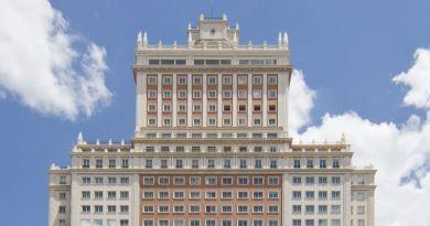 Operación del Edificio España