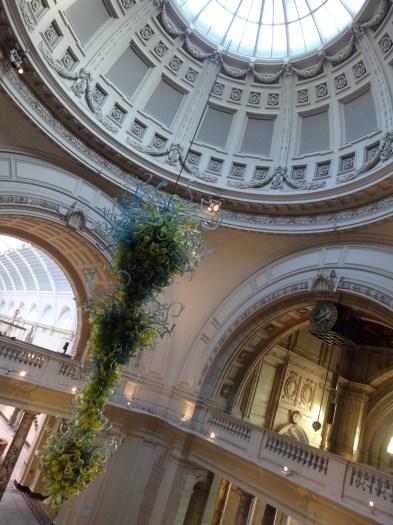 V&A Museum entrance hall