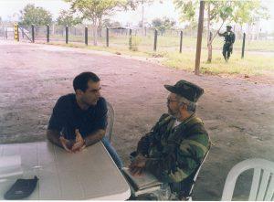 """Raúl Reyes: """"Esperamos que esto no sea otro Vietnam"""""""