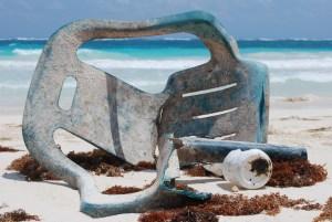 Los residuos de plástico, tardan siglos en desparecer | Foto de Yolanda Yebra