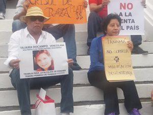 Malestar general por el arribo de extranjeros | Foto de Radio Panamá