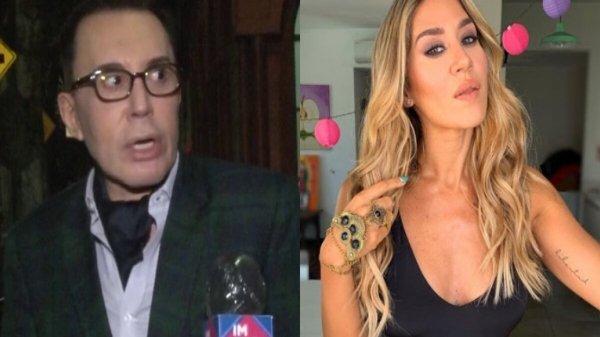 Marcelo Polino y Jimena Barón