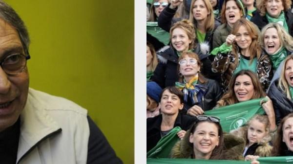 Luis Brandoni y Pañuelos verdes