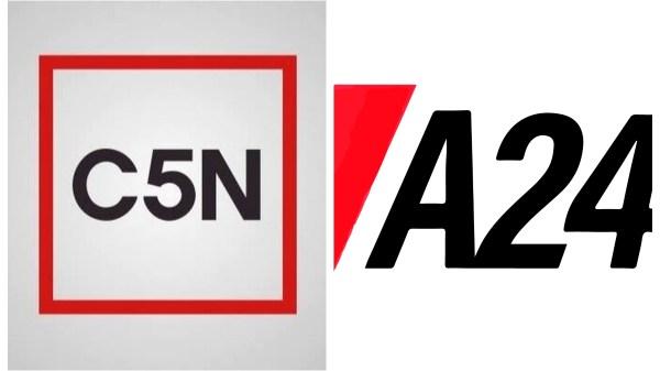 C5N y A24