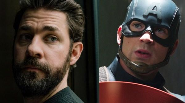 Capitán América John Krasinski