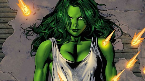 She-Hulk Disney Marvel