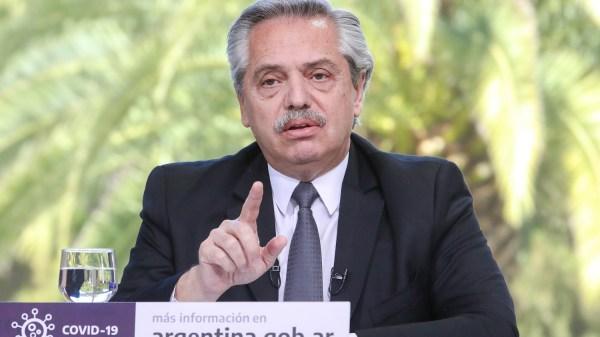 Alberto Fernández IFE