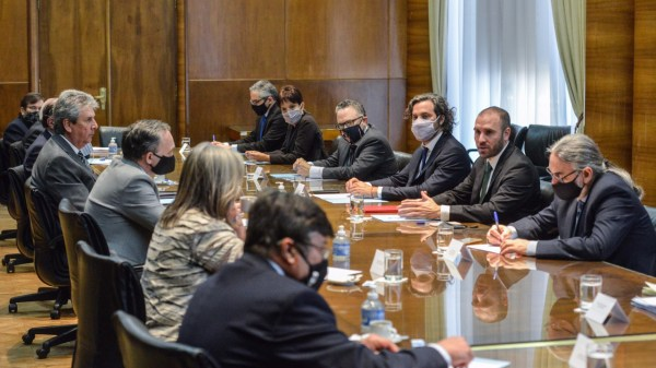 Gobierno nacional Consejo Agroindustrial Argentino