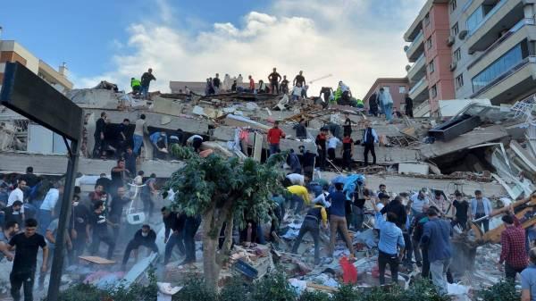 Grecia Turquía Terremoto