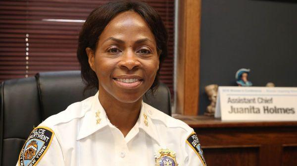 Policía negra Nueva York