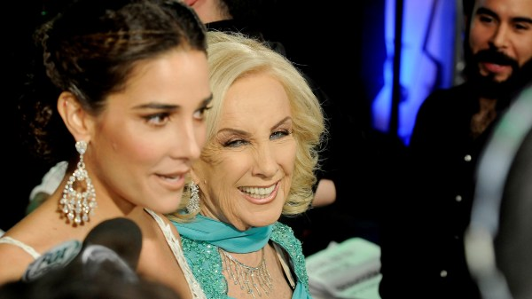 Juana Viale Mirtha Legrand
