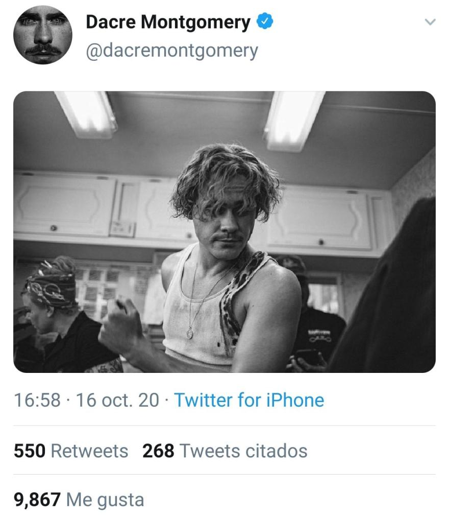 Stranger Things 4 Dacre Montgomery