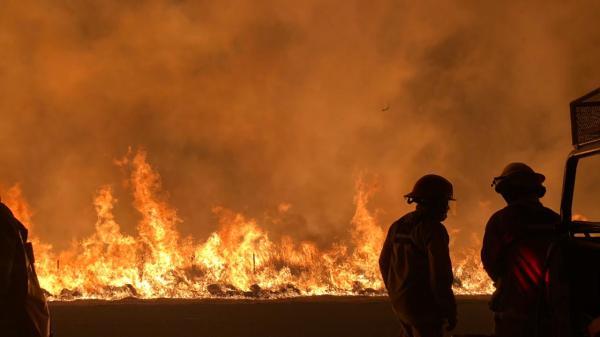 incendios en Argentina