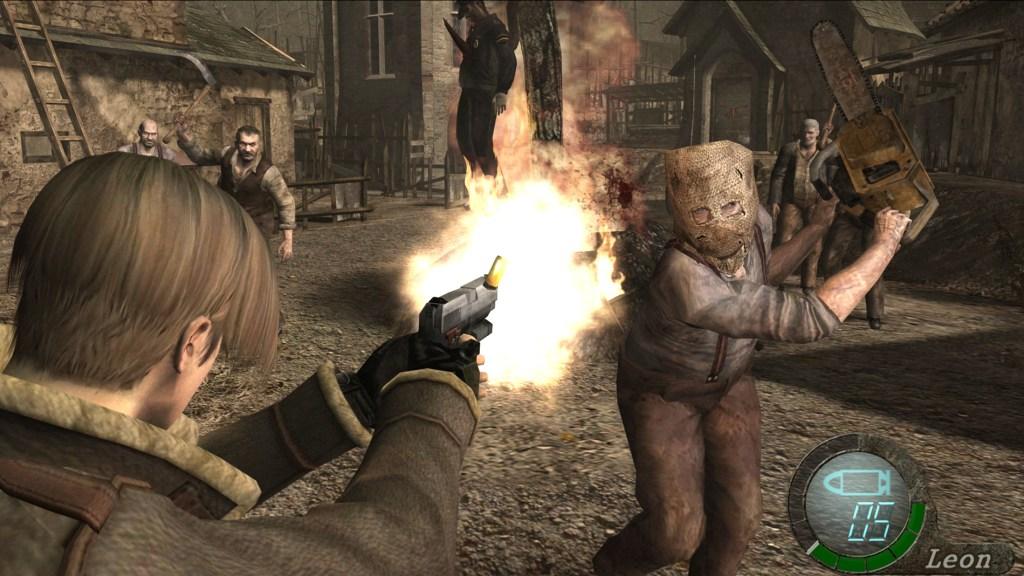 Resident Evil 2 Waffen