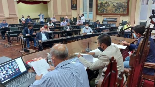 Reforma constitucional en Salta
