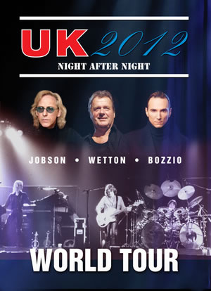 Image result for uk live night after night 2012