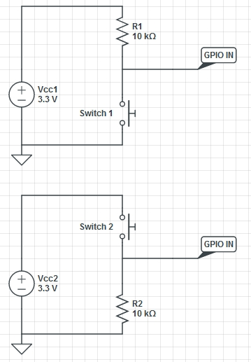 GPIO electrical interference false positive on toggle